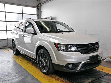 2018 Dodge Journey Crossroad (Stk: X-6112-0) in Burnaby - Image 2 of 23