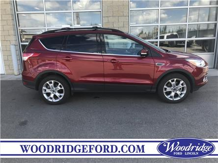 2013 Ford Escape SEL (Stk: K-1926A) in Calgary - Image 1 of 13