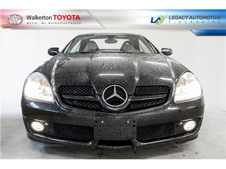 2009 Mercedes-Benz SLK-Class Base (Stk: ) in Kincardine - Image 2 of 18