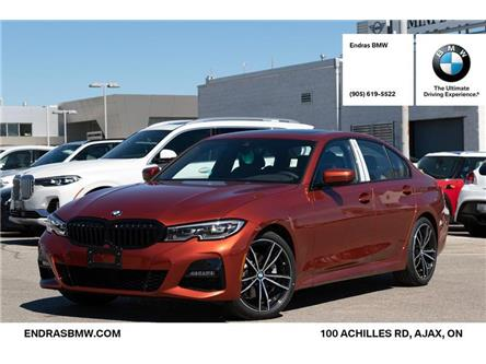 2019 BMW 330i xDrive (Stk: 35558) in Ajax - Image 1 of 20