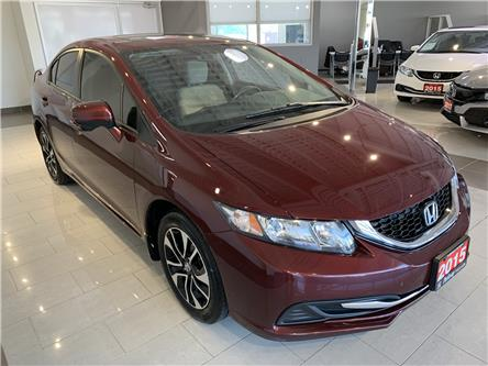 2015 Honda Civic EX (Stk: 16216A) in North York - Image 1 of 18