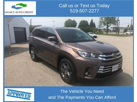 2017 Toyota Highlander Limited (Stk: L8526) in Waterloo - Image 1 of 24