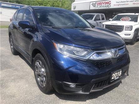 2018 Honda CR-V EX-L (Stk: DF1619) in Sudbury - Image 1 of 22
