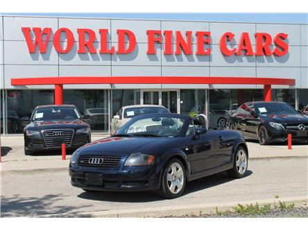 2002 Audi TT 1.8L (Stk: 16829) in Toronto - Image 1 of 20