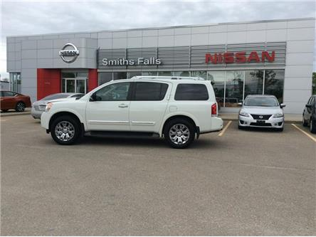 2015 Nissan Armada Platinum (Stk: P1992) in Smiths Falls - Image 1 of 13