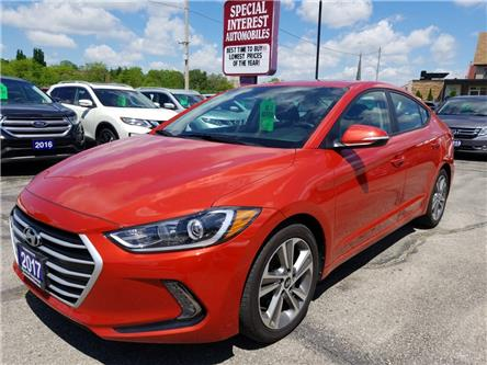 2017 Hyundai Elantra GLS (Stk: 240554) in Cambridge - Image 1 of 20