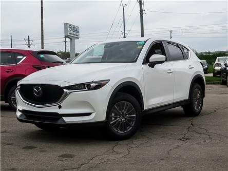 2019 Mazda CX-5 GS (Stk: M6640) in Waterloo - Image 1 of 17