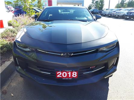 2018 Chevrolet Camaro 1LT (Stk: P0095) in Courtenay - Image 2 of 9