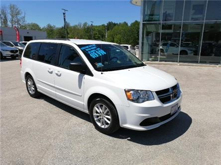 2016 Dodge Grand Caravan SE/SXT (Stk: 03232P) in Owen Sound - Image 2 of 24