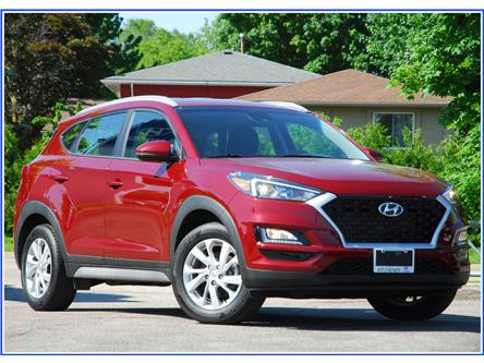 2019 Hyundai Tucson Preferred (Stk: OP3868R) in Kitchener - Image 1 of 12