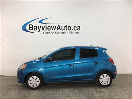 2015 Mitsubishi Mirage ES (Stk: 34876W) in Belleville - Image 1 of 24