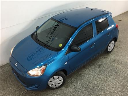 2015 Mitsubishi Mirage ES (Stk: 34876W) in Belleville - Image 2 of 24