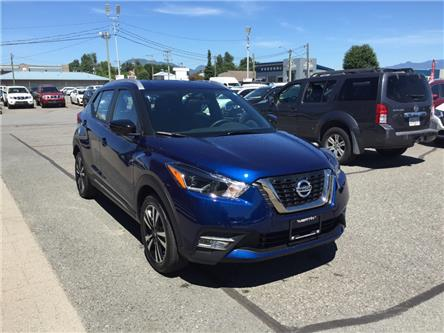 2019 Nissan Kicks SR (Stk: N92-9822) in Chilliwack - Image 1 of 15