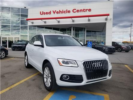 2016 Audi Q5 3.0T Technik (Stk: U194183) in Calgary - Image 1 of 29