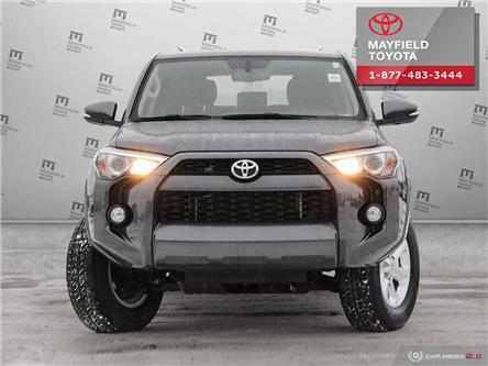 2018 Toyota 4Runner SR5 (Stk: 180162) in Edmonton - Image 2 of 22