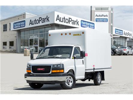 2018 GMC Savana Cutaway Work Van (Stk: CTDR2257 12FT) in Mississauga - Image 1 of 19