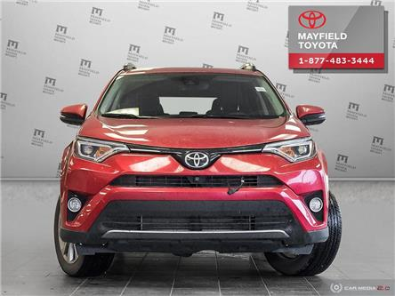 2017 Toyota RAV4 Limited (Stk: 176393) in Edmonton - Image 2 of 20