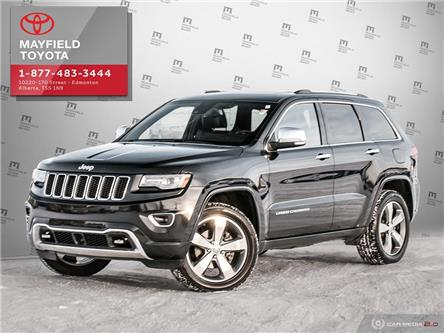 2014 Jeep Grand Cherokee Overland (Stk: 1802470A) in Edmonton - Image 1 of 20