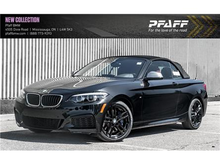 2018 BMW M240i xDrive (Stk: 21161) in Mississauga - Image 1 of 22