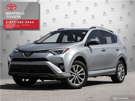 2017 Toyota RAV4 Limited (Stk: 1701024) in Edmonton - Image 1 of 20