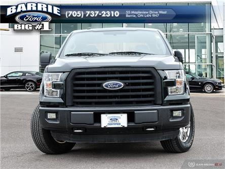 2016 Ford F-150 XLT (Stk: T0315A) in Barrie - Image 2 of 27