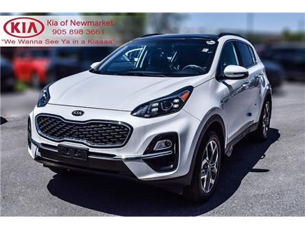 2020 Kia Sportage EX Tech (Stk: 200056) in Newmarket - Image 1 of 22