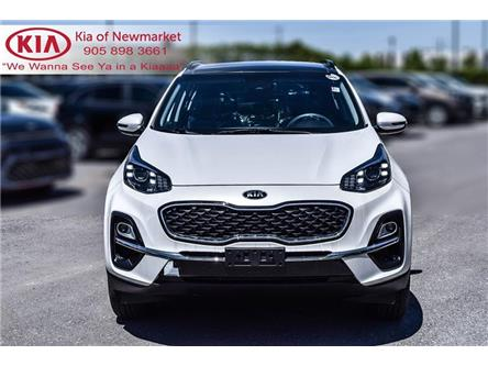 2020 Kia Sportage EX Tech (Stk: 200056) in Newmarket - Image 2 of 22