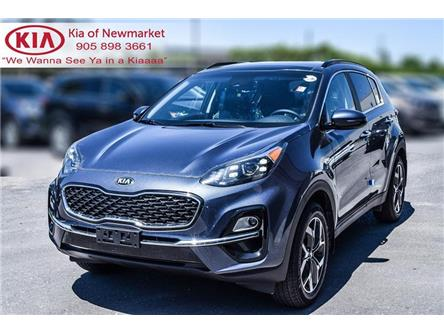 2020 Kia Sportage EX Tech (Stk: 200057) in Newmarket - Image 1 of 22