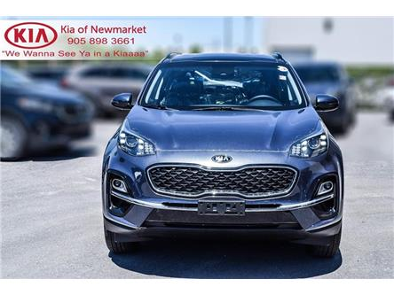 2020 Kia Sportage EX Tech (Stk: 200057) in Newmarket - Image 2 of 22