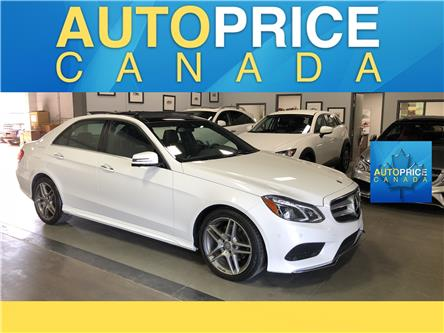 2016 Mercedes-Benz E-Class Base (Stk: F0367) in Mississauga - Image 1 of 26