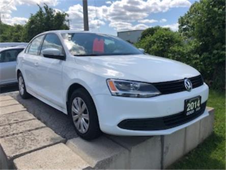 2014 Volkswagen Jetta 2.0L Trendline+ (Stk: 310429) in Burlington - Image 1 of 3