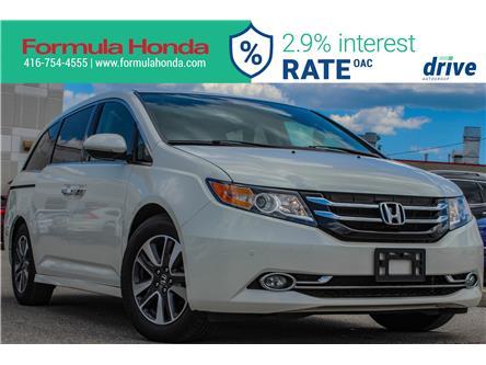 2016 Honda Odyssey Touring (Stk: B11227) in Scarborough - Image 1 of 32
