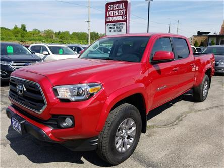 2016 Toyota Tacoma SR5 (Stk: 006020) in Cambridge - Image 1 of 21
