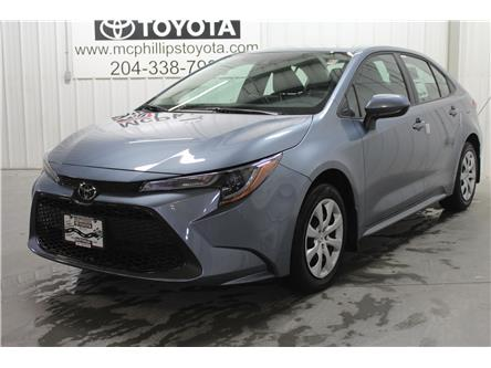 2020 Toyota Corolla LE (Stk: P017810) in Winnipeg - Image 1 of 26