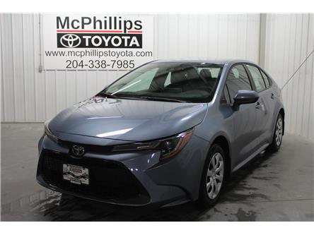 2020 Toyota Corolla LE (Stk: P017810) in Winnipeg - Image 2 of 26