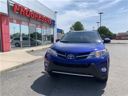 2014 Toyota RAV4 Limited (Stk: EW129352) in Sarnia - Image 2 of 25