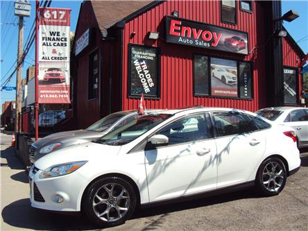 2014 Ford Focus SE (Stk: ) in Ottawa - Image 1 of 29