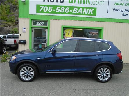 2014 BMW X3 xDrive35i (Stk: ) in Sudbury - Image 1 of 6