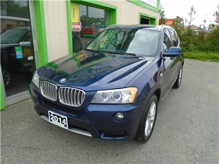 2014 BMW X3 xDrive35i (Stk: ) in Sudbury - Image 2 of 6