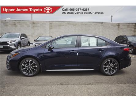 2020 Toyota Corolla SE (Stk: 200065) in Hamilton - Image 2 of 18