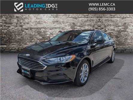 2017 Ford Fusion SE (Stk: 12803) in Woodbridge - Image 1 of 14