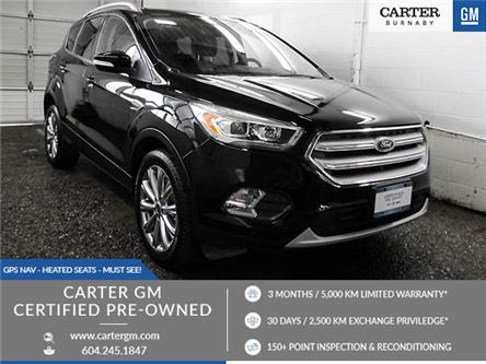 2018 Ford Escape Titanium (Stk: P9-58570) in Burnaby - Image 1 of 23