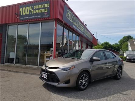 2019 Toyota Corolla LE (Stk: DE19372) in Ottawa - Image 1 of 14