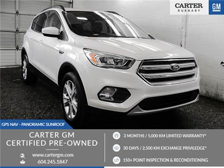 2018 Ford Escape SEL (Stk: P9-58550) in Burnaby - Image 1 of 24