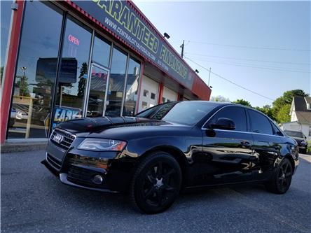2009 Audi A4 2.0T Premium (Stk: DE19332) in Ottawa - Image 1 of 14