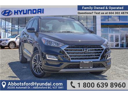 2019 Hyundai Tucson Luxury (Stk: KT021589) in Abbotsford - Image 1 of 26