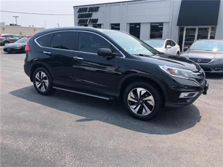 2015 Honda CR-V Touring (Stk: 341-00) in Oakville - Image 1 of 16