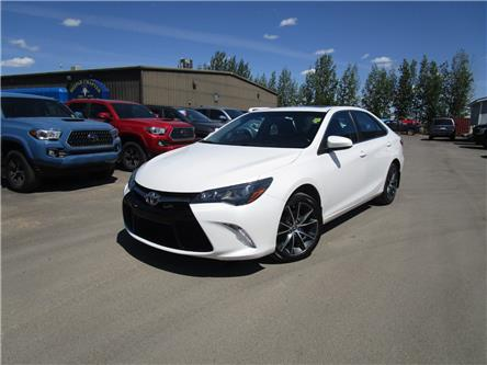 2015 Toyota Camry XSE V6 (Stk: 1880441) in Moose Jaw - Image 1 of 38