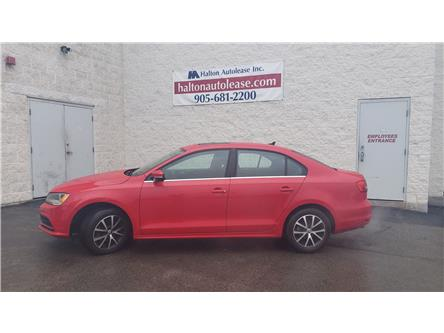 2015 Volkswagen Jetta 1.8 TSI Comfortline (Stk: 310473) in Burlington - Image 2 of 8