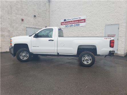 2016 Chevrolet Silverado 2500HD WT (Stk: 307542) in Burlington - Image 2 of 8